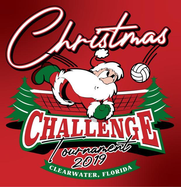 Foster Christmas Challenge Volleyball Tournament 2020 Christmas Challenge